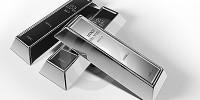 barras de plata